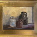 202 - Dennison Jugs - 9x12 - Still Life - Not Available - $600