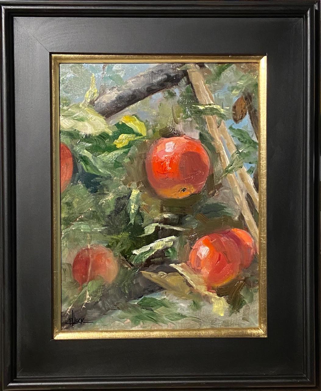 206 - Apple Splendor - 16x12 - Landscape - $480