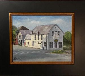 215 - Hob Nob - 11 x 14 - Landscape - $345
