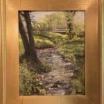 150 - IU Summer - 19 - 14 x 11 - Landscape - $625