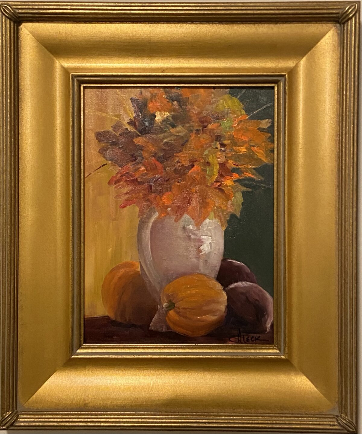 159 - Fall Bouquet - 12 x 9 - Still Life - NFS