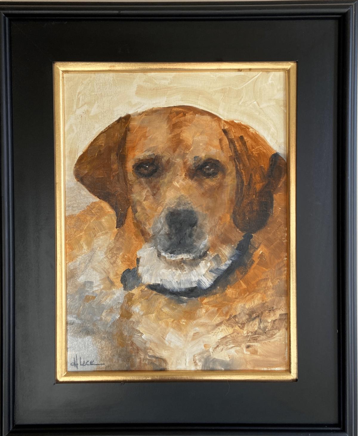 Henry Leck Art - Sadie